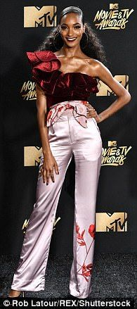 Keeping it very casual: It seems Paris Jackson didn't get the dress code memo, as she, Jourdan Dunn and Farrah Abraham led the stars who failed to shine at the MTV Movie & TV Awards