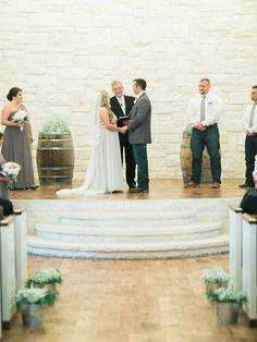 Briscoe Manor Wedding: Jenna and Dillan Luke & Cat Photography