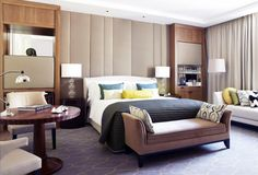 Corinthia Hotel London - Executive King - Book your stay today at www.GoodRatedHotels.com - Great Hotels at Best Price!