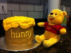 Winnie the Pooh Birthday Party | Cooking and Crafting Mama