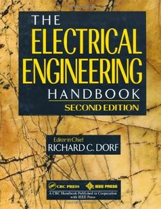 Electrical Engineering Handbook Second Edition Basic Electrical Engineering, Technology, Dads, Electronics, Building, Tech, Buildings, Tecnologia, Fathers