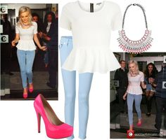 """""""Perrie Edwards style"""" by alicee3456 on Polyvore"""