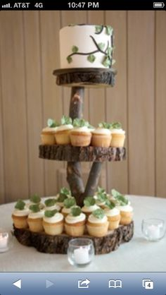 Cake Stand Ideas