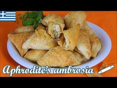YouTube Snack Recipes, Snacks, Greek, Chips, Meat, Chicken, Food, Youtube, Snack Mix Recipes
