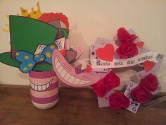 detalhe da decoração da festa de 5 anos da minha filha sarah