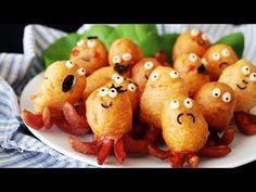 【レシピ】タコさんドックの作り方