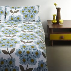 Orla Kiely Floral 3-piece Duvet Cover Set - Overstock™ Shopping - Great Deals on Duvet Covers