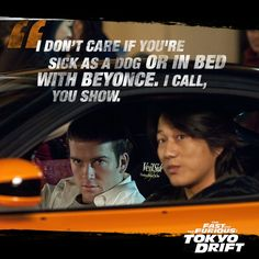 The Fast & The Furious: Tokyo Drift Furious Movie, The Furious, Michelle Rodriguez, Tv Show Quotes, Movie Quotes, Car Quotes, Drama Quotes, Attitude Quotes, Book Quotes