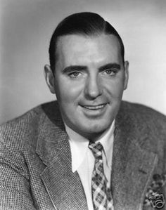 PAT O'BRIEN (1899 - 1983)