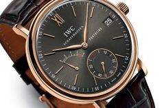 IWC IW510104 Portofino Hand-Wound Eight Days | Man of Many