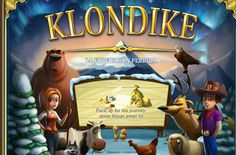 La experiencia de la ultima frontera de America del Norte, Klondike! En esta aventura y la creacion de juego, explorara tierras desconocidas http://www.ispajuegos.com/jugar8567-Plinga-la-Expedicion-Perdida.html