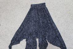 Easy As Pie Handkerchief Skirt Tutorial