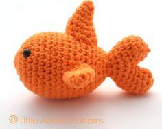 Download Now - CROCHET PATTERN Goldfish PDF 76
