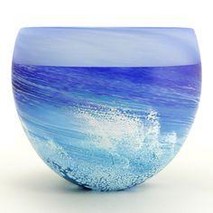 Horizon Bowl - ref:15j3 - SOLD Horizon Bowls/Vases