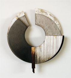 "RAMÓN URBÁN, 674 ""Exvoto XI"" Técnica mixta sobre madera. 20 cm. 2012 www.galeriakreisler.com"