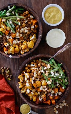 25 Mouthwatering Fall Vegan Dinner Recipes that take only 15 minutes of prep that you NEED to make from blogs all across the internet!