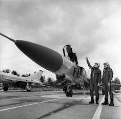 Sukhoi Su-15 Soviet True Cold War Interceptor.