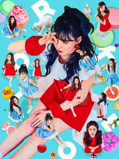 """[PHOTO] 170125 Red Velvet Instagram Update - Wendy """"ROOKIE"""" Comeback Teaser© redvelvet.smtown Related Content: Red Velvet Comeback Updates - """"ROOKIE"""""""