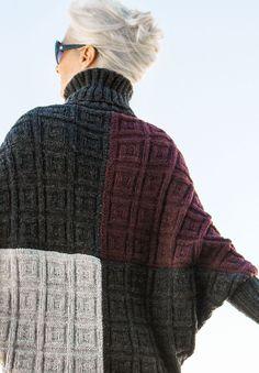 Ravelry: Gathered Pullover pattern by Hana JasonsvermeriHandgestrickter Pullover/Strickpullover/ Pullover mit Raglan. Knitting Yarn, Hand Knitting, Knitting Patterns, Knit Crochet, Crochet Hats, Knitted Cape, Hand Knitted Sweaters, Knit Fashion, Knitwear