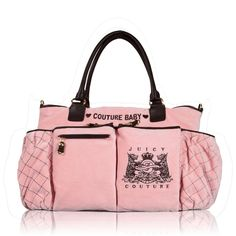 Couture baby..my kind of diaper bag. Only 7 more pounds and I'm getting this!