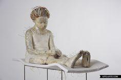 NOMIDOU Vally - Greek ~ paper sculpture