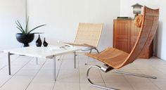 Scandinavian Modern Design ARMCHAIRS, FRITZ HANSEN, POUL KJAERHOLM, PK20 LOUNGE CHAIR - in Hong Kong