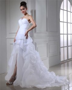 Organza Bead Applique A-line Wedding Dress,Style No.0bg02300,US$686.98 Read More:http://www.wholesale-lucky.com/index.php?r=organza-bead-applique-a-line-wedding-dress.html