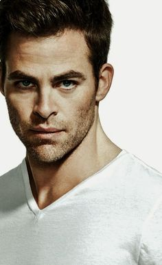 Chris Pine - He reminds me of Ray Liotta in Goodfellas in this image