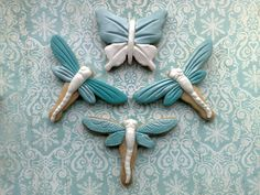 dragonfly cookies