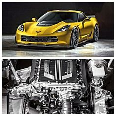Listen to the NEW 2015 #CorvetteZ06 Make Evil Idling Sounds. Do you think it sounds idle? Click on the pic and tell us what you think...