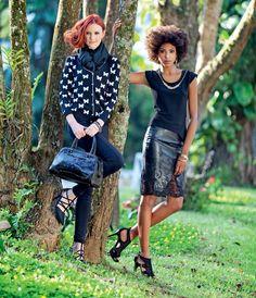 Campanha Revista Outono/Inverno Shopping União Osasco