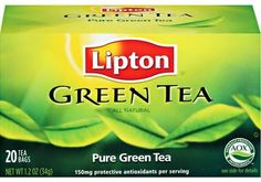 NEW $1/1 Lipton Tea printable manufacturer coupon = $0.07 Green Tea at Target! - http://www.couponaholic.net/2014/12/new-11-lipton-tea-printable-manufacturer-coupon-0-07-green-tea-at-target/