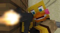FNAF vs Mobs: CS:GO Challenge Full Parts - Monster School (Five Nights At Freddy's) - YouTube