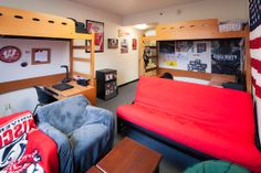 Ogg Hall, UW Housing   Best Room Contest Finalist 2013 2014 #UWHousing # Part 37