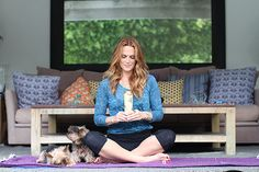 Fertility Yoga: 7 Easy Poses to Increase Fertility | Molly Sims