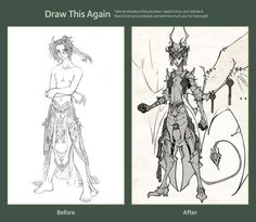 Draw This Again : Asmodeus by dapper-owl on deviantART