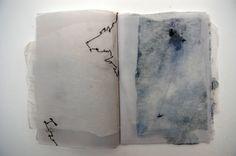 Artists Books and Sketchbooks - Mandy Pattullo