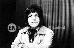 Carlos Cruz-Diez, artista cinético más importante de Venezuela. Caracas, 27-06-1976 (JOSE ARMANDO ESTRELLA / ARCHIVO EL NACIONAL)