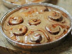 Cinnamon Rolls  #RecipeOfTheDay