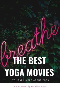 Yoga movies have been an essential source for teaching me more about this rich tradition and amazing practice, that has become such a central part of my life. Here are my favourite. Spiritual Prayers, Spiritual Healer, Spiritual Meditation, Spiritual Wellness, Spiritual Life, Spiritual Quotes, Crazy Yoga Poses, Movies To Watch Now, Spiritual Inspiration Quotes