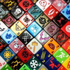 Ah nothing like playing around with the #dice for #dicemasters by board_together http://ift.tt/22kAL94