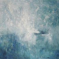 Hidra - Oil on canvas - 116x114cm