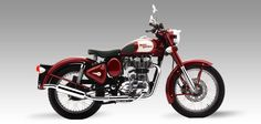 2012 Royal Enfield Classic 350. Cool until a dude on his Harley pulls up next to you.