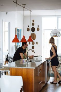 Chris & Jenny's Collective Elegance -- House Tour #covetlounge @covetlounge #inspirationideas