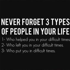 Has taken a lifetime to realize..but it's true.