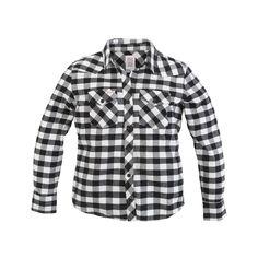 Women's Mountain Shirt - Plaid Flannel