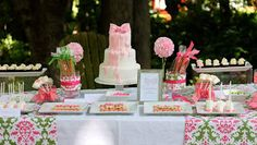 jamaica byles: Sweet Tables