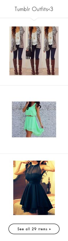"""""""Tumblr Outfits<3"""" by courtney-paige-mcintosh ❤ liked on Polyvore featuring jewelry, outfits, pictures, heart jewelry, heart shaped jewelry, heart jewellery, dresses, neon green dress, neon dress and green color dress"""
