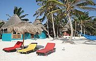 Click for more information about La Zebra Beach Cabanas