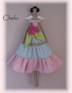 El rincón de Chelo: Mi Tilda favorita!!!!!!